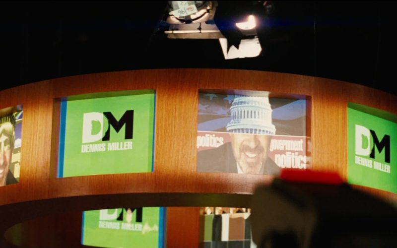 Dennis Miller Talk Show in Thank You for Smoking (1)