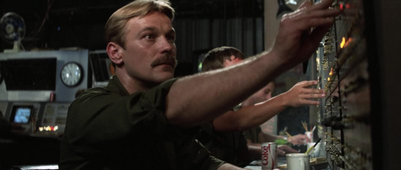 Diet Coke Can in Rambo: First Blood Part 2 (1985) - Movie Product Placement