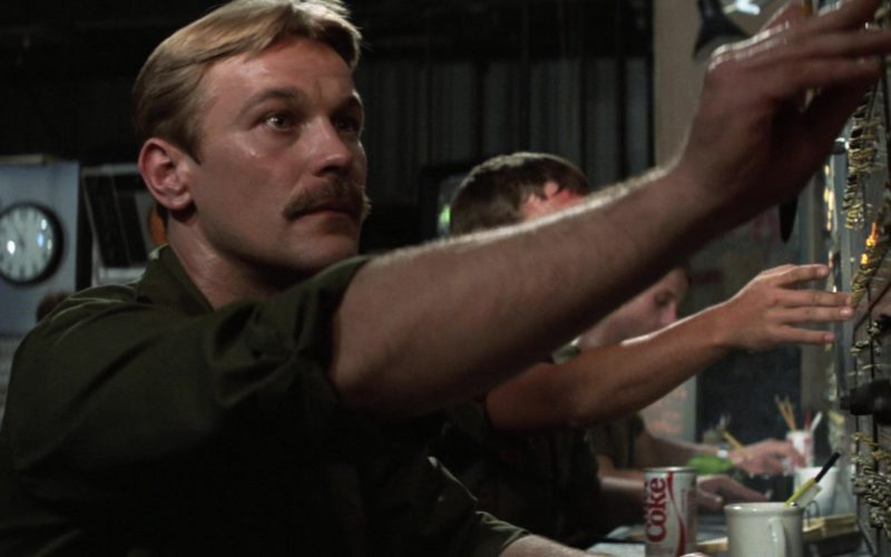 Diet Coke Can in Rambo First Blood Part 2