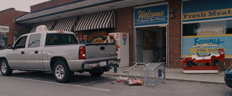 Diet Coke and Coca-Cola Packs in Talladega Nights: The Ballad of Ricky Bobby (2006) - Movie Product Placement
