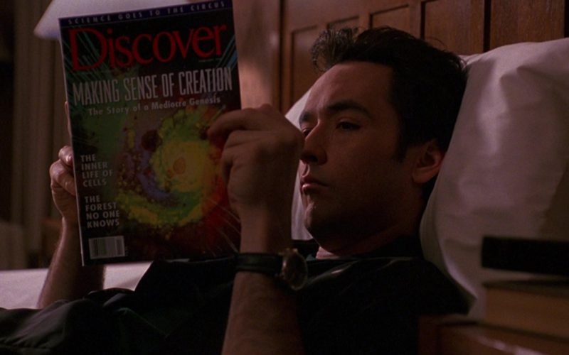 Discover Magazine Held by John Cusack in Grosse Pointe Blank