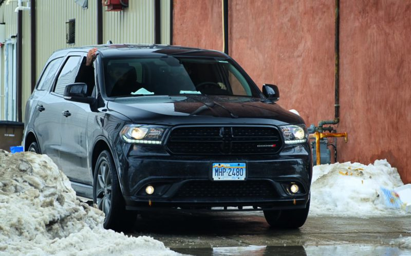 Dodge Durango SUV in Polar