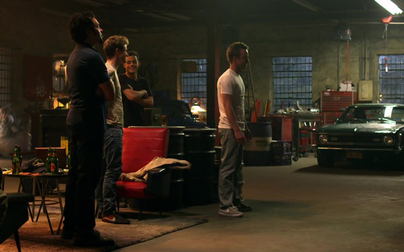Dos Equis XX Special Lager and Nike Shoes Worn by Aaron Paul in Need for Speed (3)