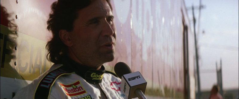 ESPN TV Channel in Days of Thunder (1990) Movie Product Placement