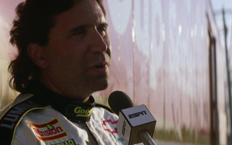 ESPN TV Channel in Days of Thunder