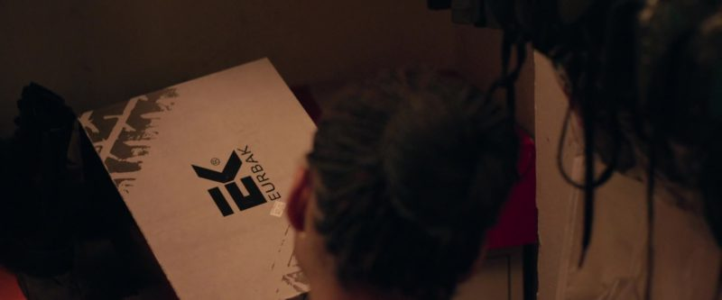 Eurbak Boot Box in The Hate U Give (2018) Movie Product Placement