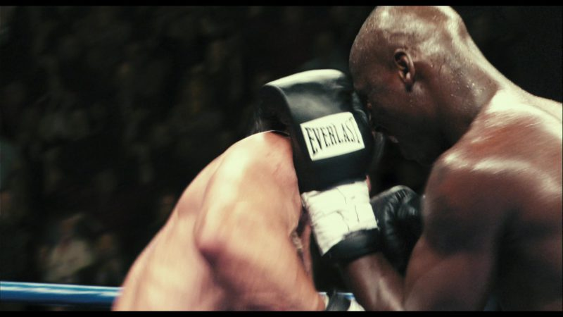 Everlast Boxing Gloves Worn by Antonio Tarver in Rocky Balboa (2006) Movie Product Placement