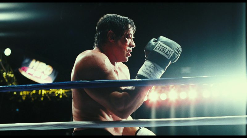 Everlast Boxing Gloves Worn by Sylvester Stallone in Rocky Balboa (2006) - Movie Product Placement
