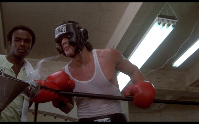 Everlast Boxing Headgear Worn by Sylvester Stallone (Rocky Balboa) in Rocky 2 (1)