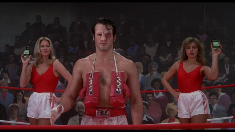 Everlast Boxing Shorts Worn by Sylvester Stallone (Rocky Balboa) in Rocky 2 (1979) Movie Product Placement