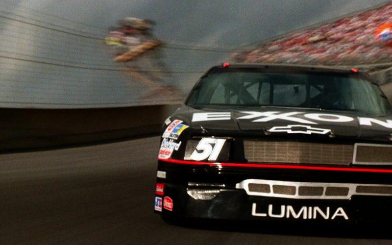 Exxon, Chevrolet, Lumina in Days of Thunder