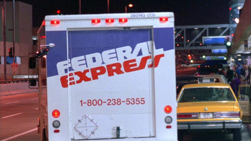 Federal Express (FedEx) in North (1994) Movie Product Placement