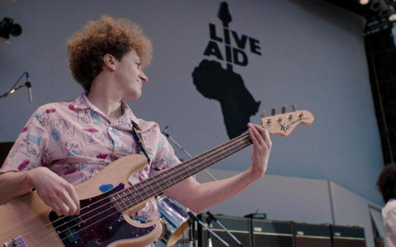 Fender Guitar in Bohemian Rhapsody
