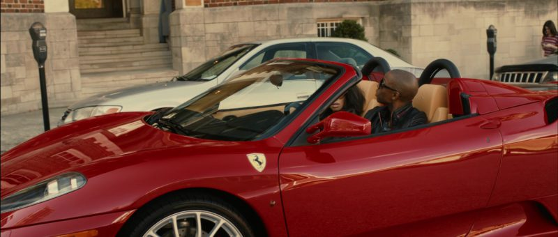 Ferrari F430 Spider Red Sports Car Used by Robbie Jones in Temptation: Confessions of a Marriage Counselor (2013) Movie Product Placement