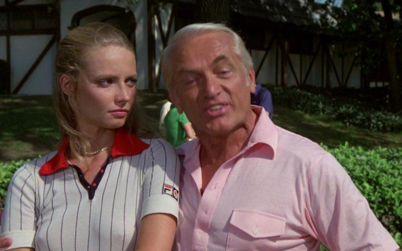 Fila Polo Shirt Worn by Cindy Morgan in Caddyshack (1)