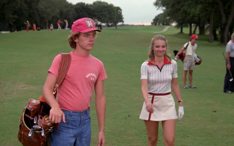 Fila Polo Shirt and Skirt Worn by Cindy Morgan in Caddyshack (3)