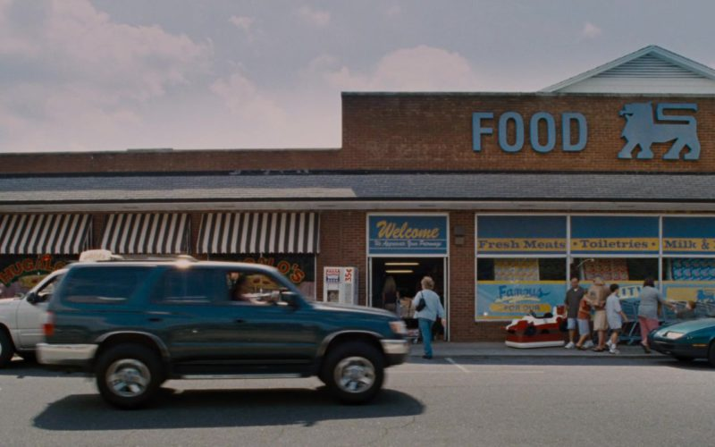 Food Lion Store in Talladega Nights The Ballad of Ricky Bobby