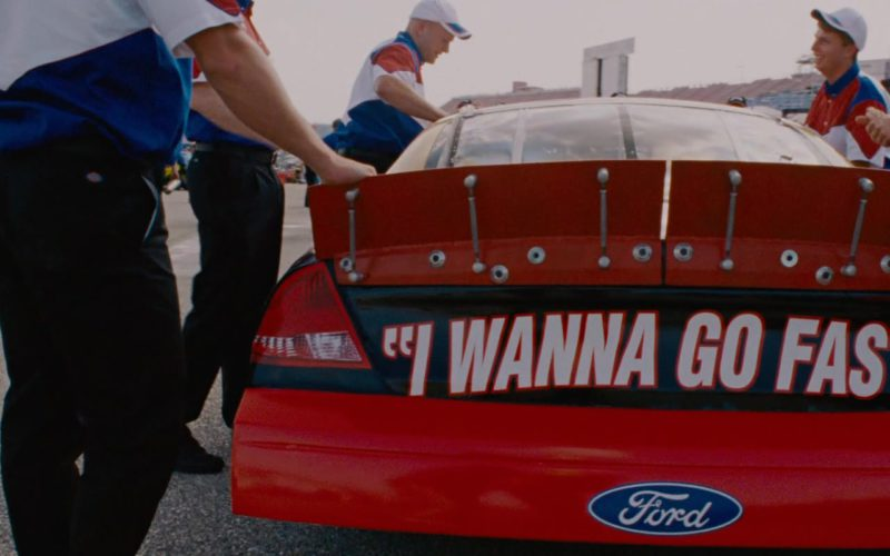 Ford Car Driven by Will Ferrell in Talladega Nights The Ballad of Ricky Bobby (1)