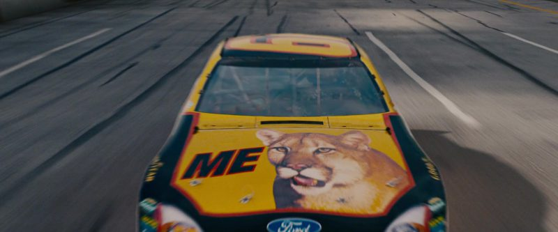 Ford Taurus Car Driven by Will Ferrell in Talladega Nights: The Ballad of Ricky Bobby (2006) Movie Product Placement