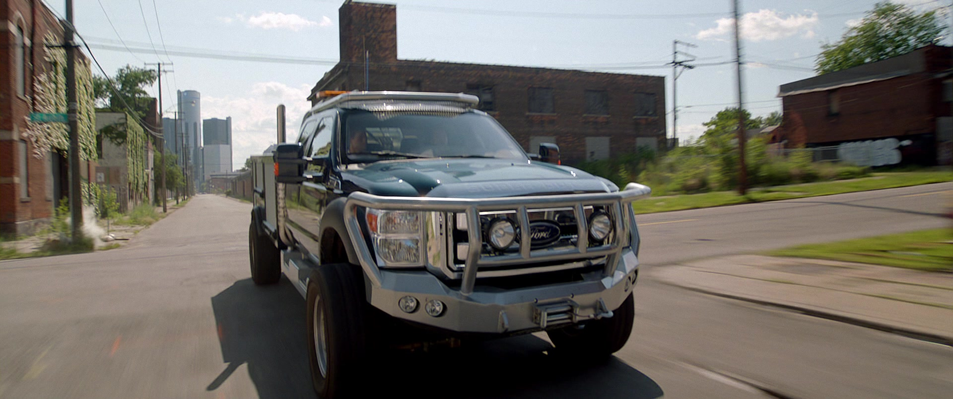 Ford F-Series Super Duty Truck in Need for Speed (2014) Movie