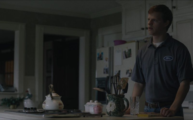 Ford Shirt Worn by Lucas Hedges in Boy Erased (1)