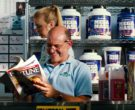 Fortune Magazine Held by Rob Corddry, Weider MEGA MASS and M...