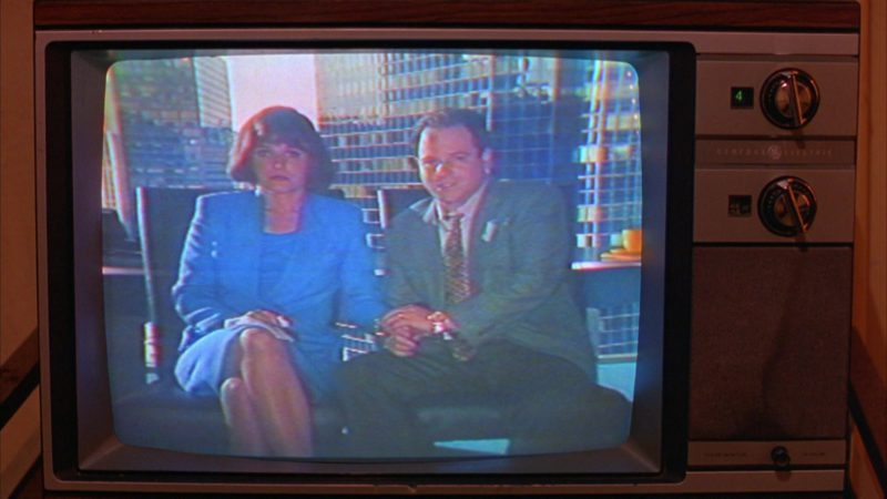 GE TV in North (1994) Movie Product Placement