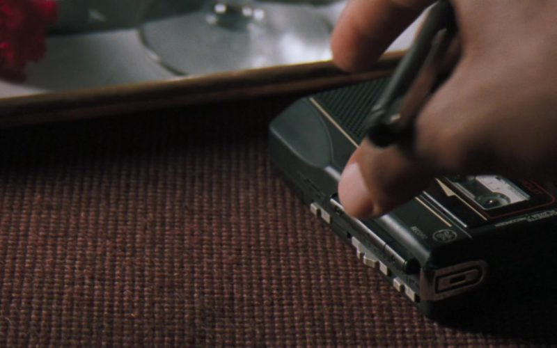 GE Voice Recorder Used by Denzel Washington in The Pelican Brief