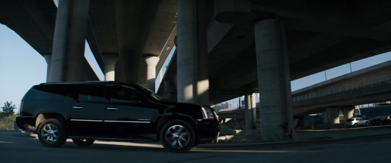 GMC Yukon XL Denali in The Equalizer (2014) Movie Product Placement