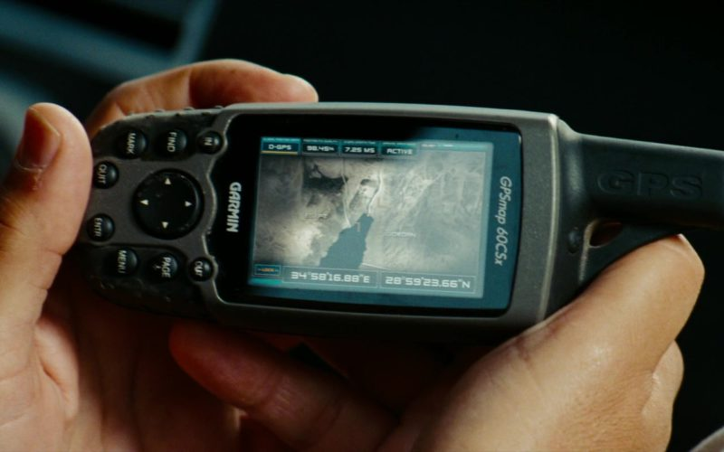 Garmin GPS in Transformers Revenge of the Fallen (1)