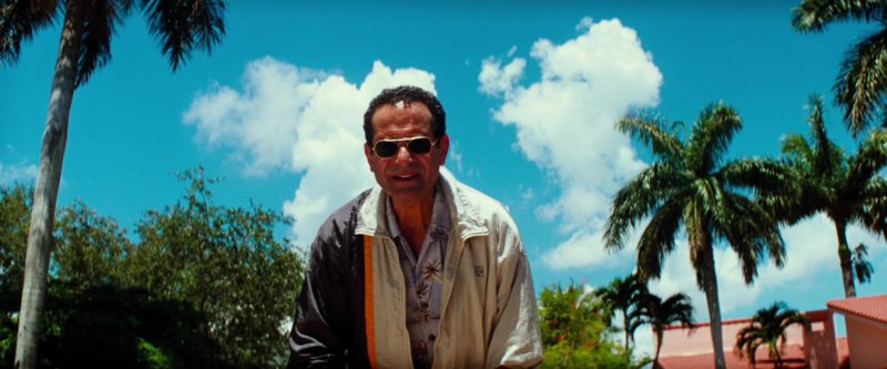 Givenchy Jacket Worn by Tony Shalhoub in Pain & Gain (2013) - Movie Product Placement