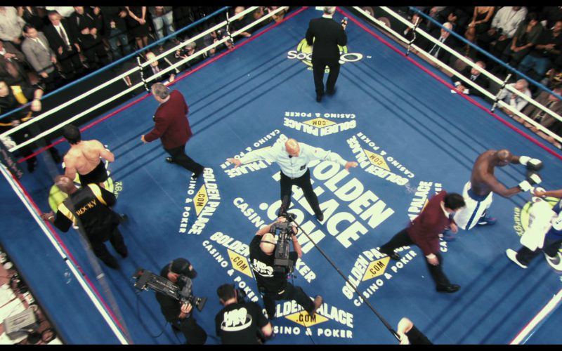Golden Palace (Online Casino & Poker) Boxing Ring in Rocky Balboa