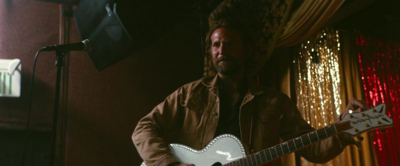 Gretsch Guitar Used by Bradley Cooper in A Star Is Born (2018) - Movie Product Placement