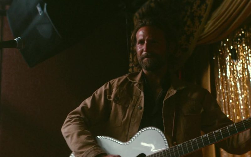 Gretsch Guitar Used by Bradley Cooper in A Star Is Born (1)