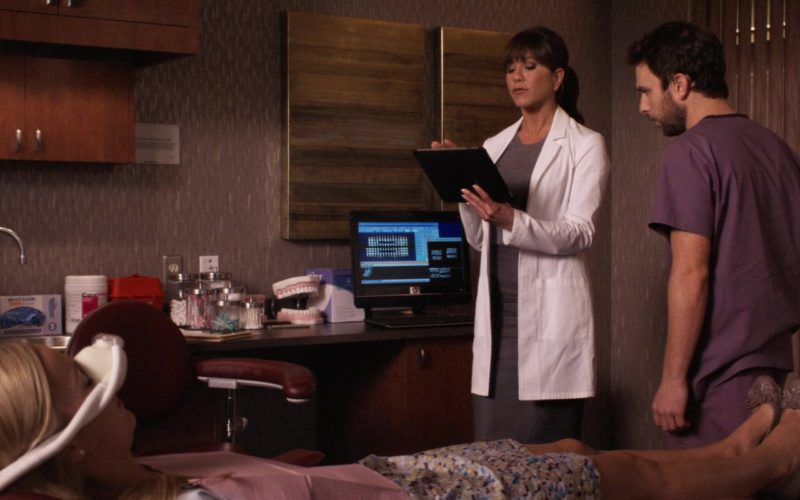 HP Monitor Used by Jennifer Aniston in Horrible Bosses