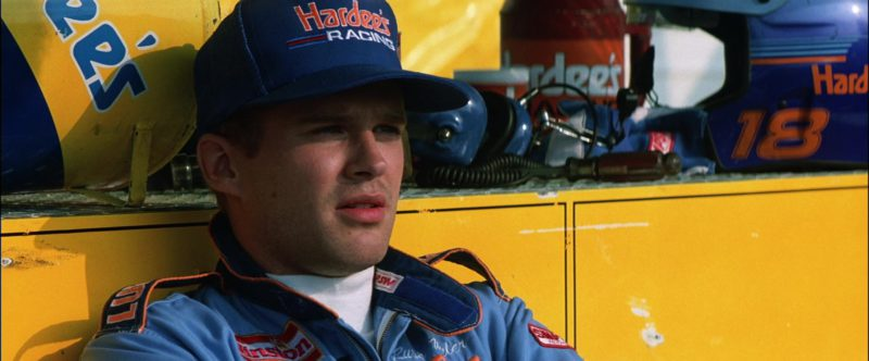 Hardee's in Days of Thunder (1990) Movie Product Placement