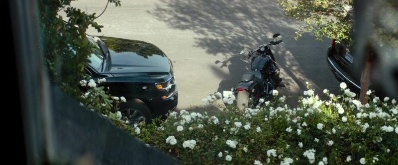 Harley-Davidson CVO Pro Street Breakout Motorcycle Used by Bradley Cooper in A Star Is Born (2018) Movie Product Placement