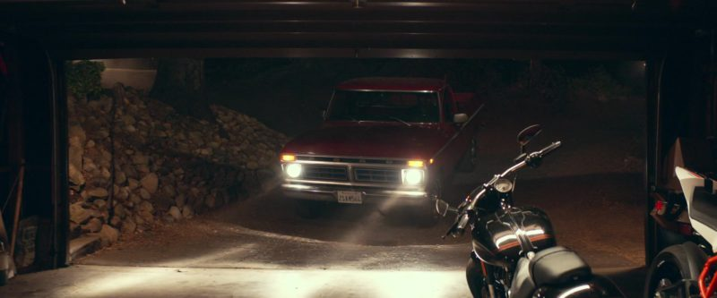 Harley-Davidson CVO Pro Street Breakout Motorcycle Used by Bradley Cooper in A Star Is Born (2018) - Movie Product Placement