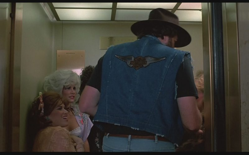 Harley-Davidson Denim Vest Worn by Actor in Bachelor Party