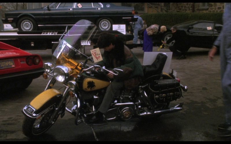 Harley-Davidson Heritage Softail Classic Motorcycle in Rocky 5 (2)