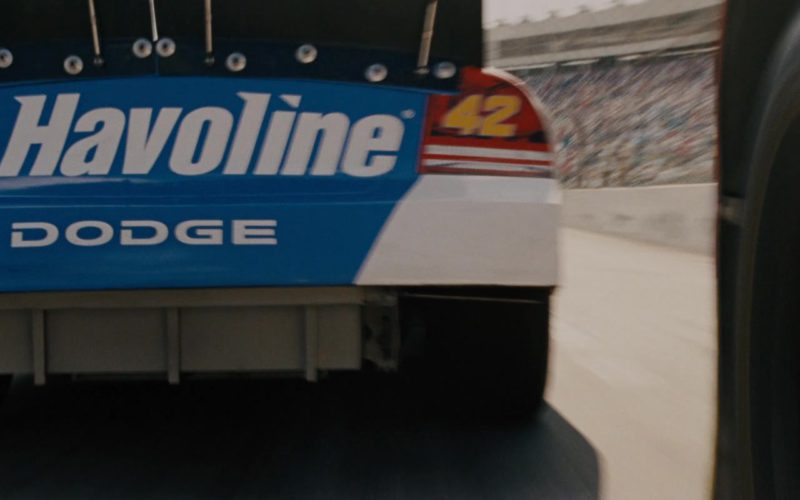 Havoline and Dodge in Talladega Nights