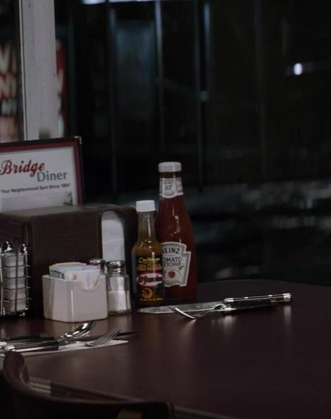 Heinz Tomato Ketchup in The Equalizer (2014) Movie Product Placement