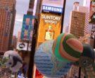 Hershey's Kisses, Jansport, Palm, Samsung, Suntory Whisky, Marriott, Terminix in Spider-Man (1)