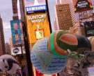 Hershey's Kisses, Jansport, Palm, Samsung, Suntory Whisky, Marriott, Terminix in Spider-Man (2)