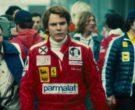 Heuer Chronograph, Agip, Ferrari, Parmalat, Römerquelle, Goodyear in Rush (1)