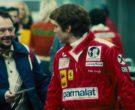 Heuer Chronograph, Agip, Ferrari, Parmalat, Römerquelle, Goodyear in Rush (2)