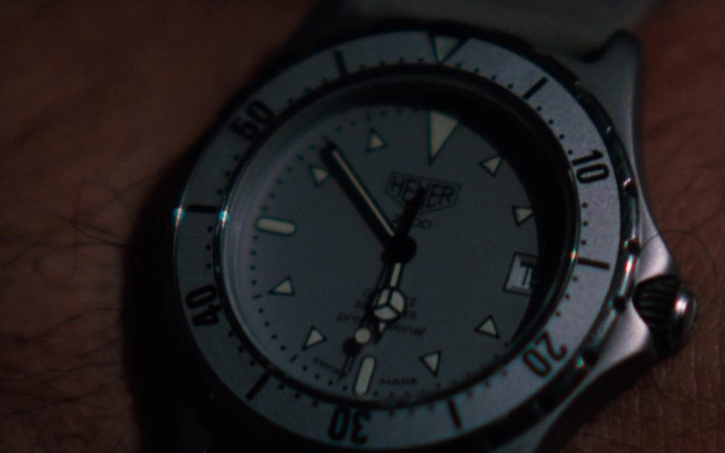 Heuer Watch Worn by Sylvester Stallone in Cobra (2)