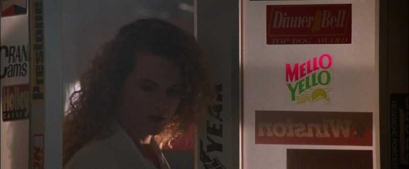 Holley Performance Products, Prestone, Mello Yello, Dinner Bell in Days of Thunder (1990) Movie Product Placement