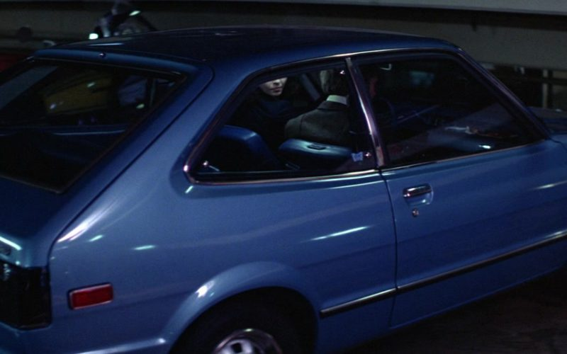 Honda Accord [SJ] Car Used by Mary Steenburgen in Time After Time (1)