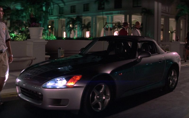 Honda S2000 Car in Heartbreakers (1)